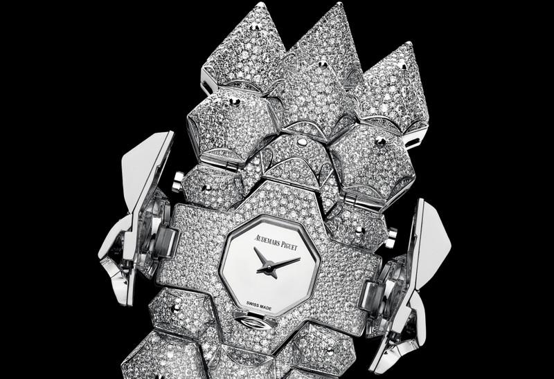 Audemars Piguet Diamond Outrage watch