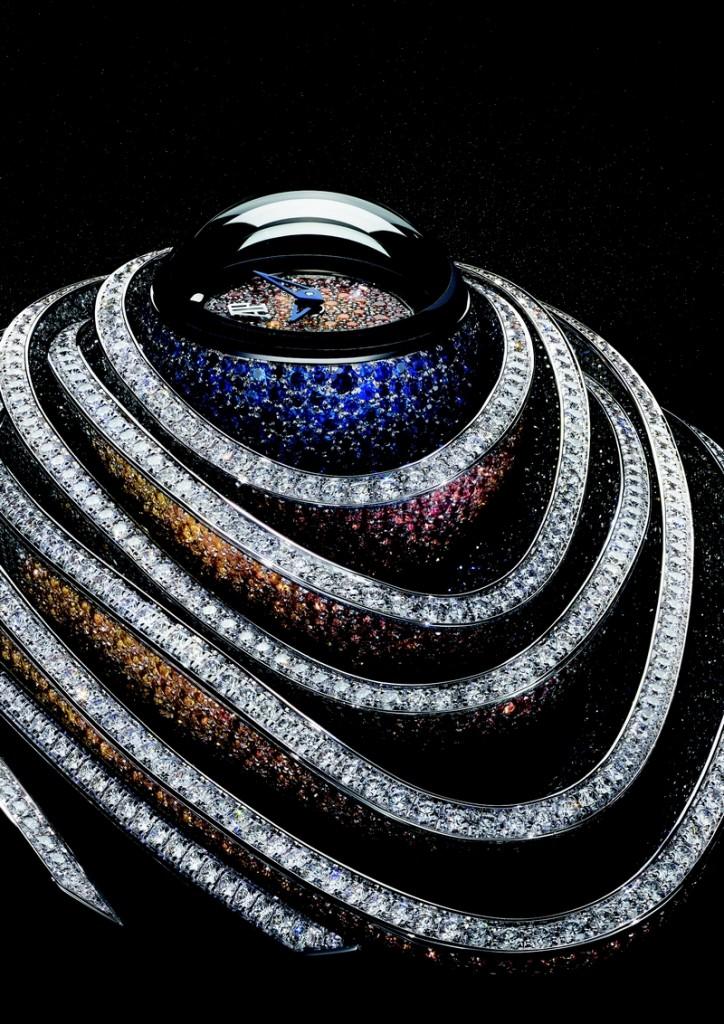 Audemars Piguet Sapphire Orbe SIHH 2019-