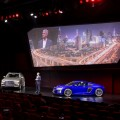 Audi R8 e-tron CES 2015 Asia
