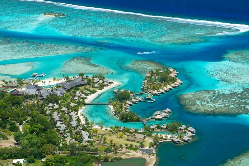 Australasia's Leading Beach Resort 2018 - InterContinental Moorea Resort & Spa, French Polynesia