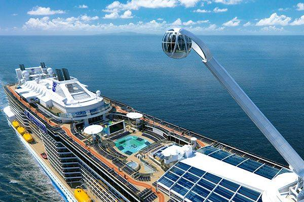 Australasia's Leading Cruise Line 2018 - Royal Caribbean