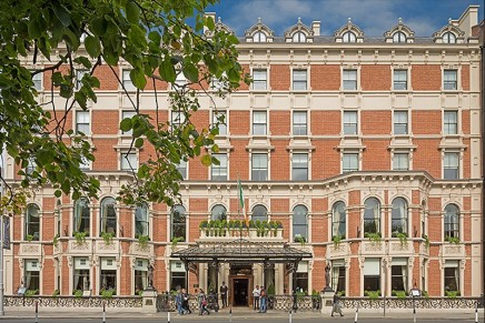 Dublin's most prestigious and historic five-star property joined the prestigious Autograph