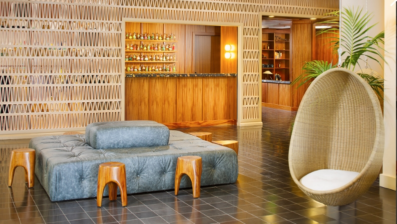 Autograph Collection Hotels announced the grand opening of The Laylow Hotel - The Hotel Lobby
