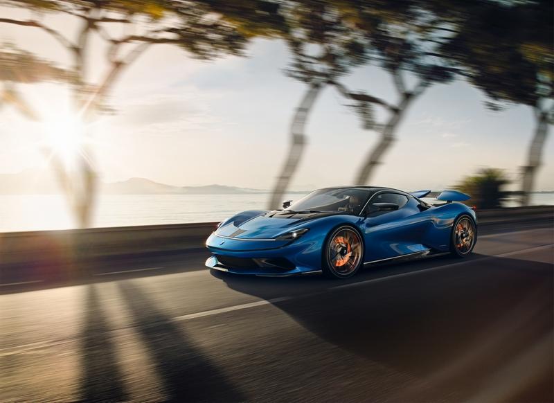 Automobili Pininfarina Cars 2019