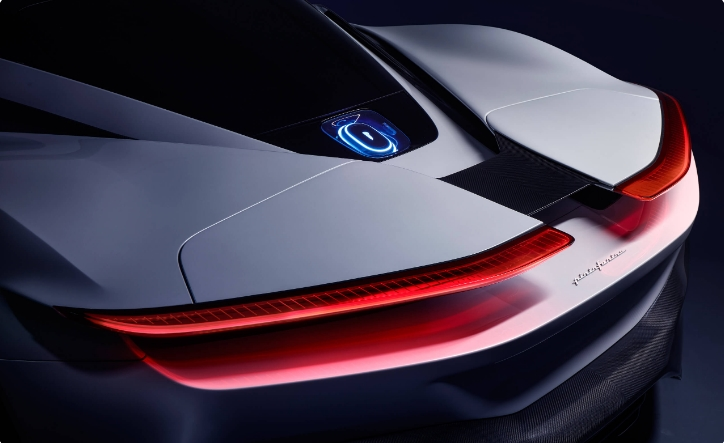 Automobili Pininfarina Presents Updated Battista and Pura Design Vision as Past, Present and Future Combine During Monterey Car Week-