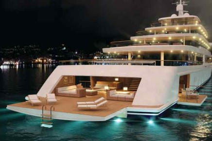 Most expensive yachts in the world and their owners