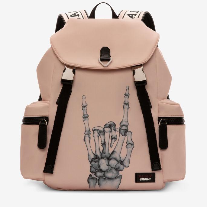 BALLYxSWIZZxSHOK1 backpack