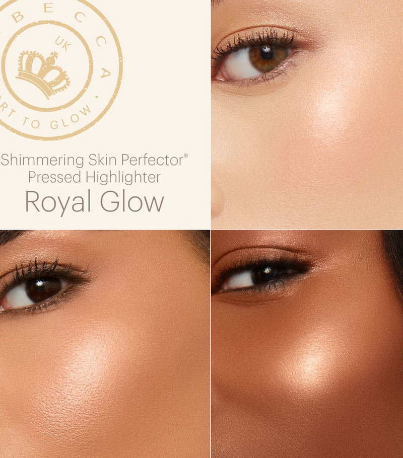 BECCA Cosmetics x Harrods Glow Vault 2019 - Royal Glow