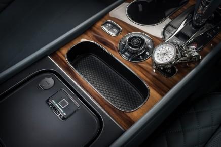 Bentley unveils biometric storage and stunning refurbishment for its oldest dealership