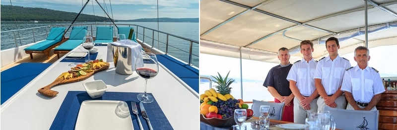 BEST YACHT CHARTER ROUTES