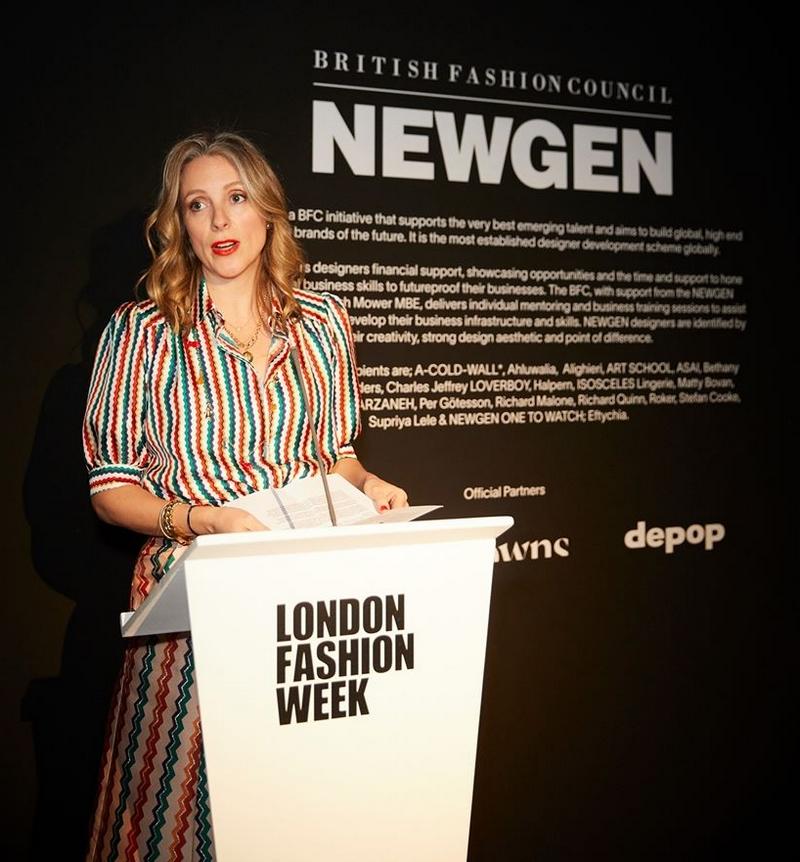 The Shortlisted Fashion Designers For The Bfc Vogue Designer Fashion Fund 2020 2luxury2 Com