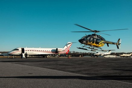 Only in New York: the services offering helicopter rides to the wealthy