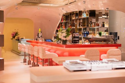 A new way to celebrate cognac culture in an intimate, avant-garde atmosphere