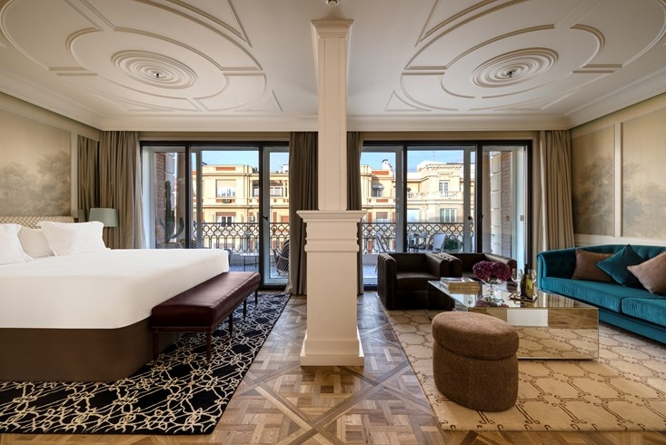 BLESS Hotel Madrid suite