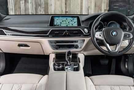 BMW 740Le xDrive car review: 'This has spoiled me for all the other cars'