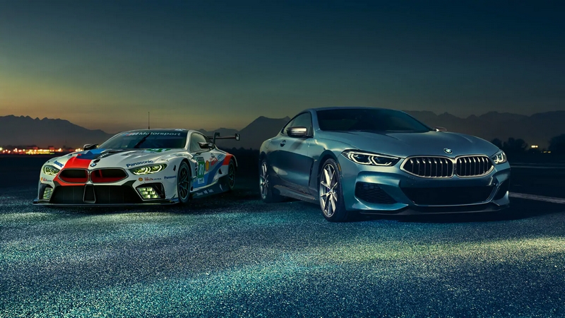 BMW 8 Series Coupé – BMW's new flagship luxury Coupé