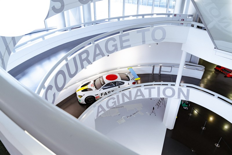BMW Art Cars How a vision became reality exhibition 2018-01