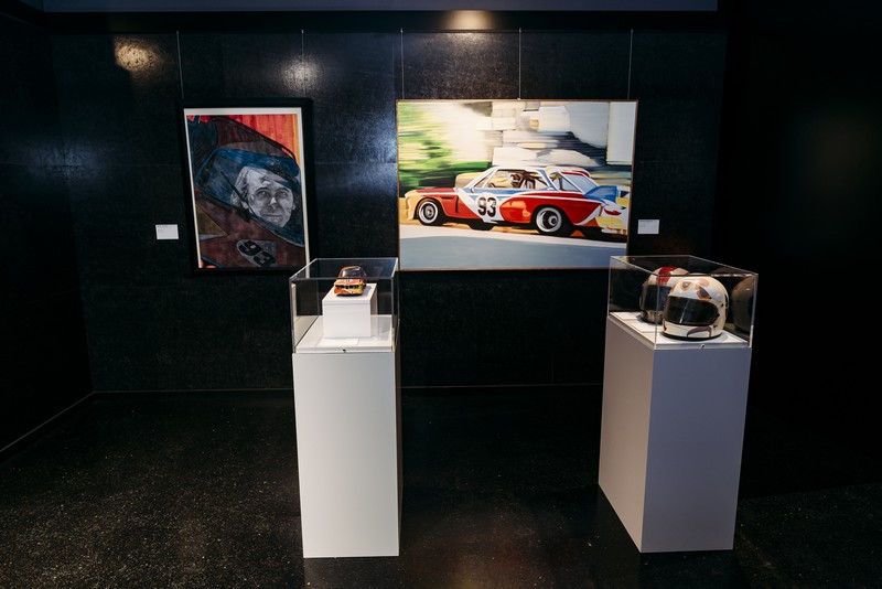BMW Art Cars How a vision became reality exhibition 2018-03