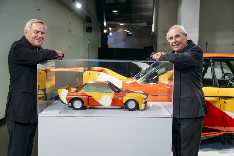 BMW Art Cars How a vision became reality exhibition 2018-04