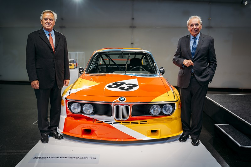 BMW Art Cars How a vision became reality exhibition 2018