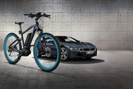 The Athletic Character: The BMW Cruise e-Bike Protonic Dark Silver Limited Edition