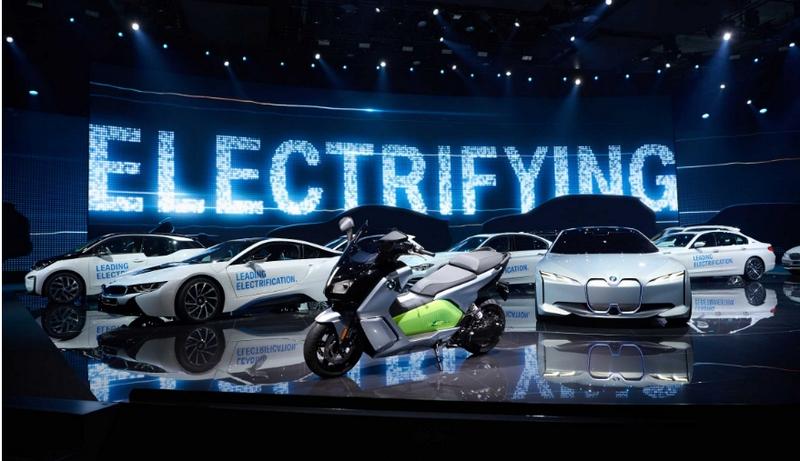 BMW Electrifiying
