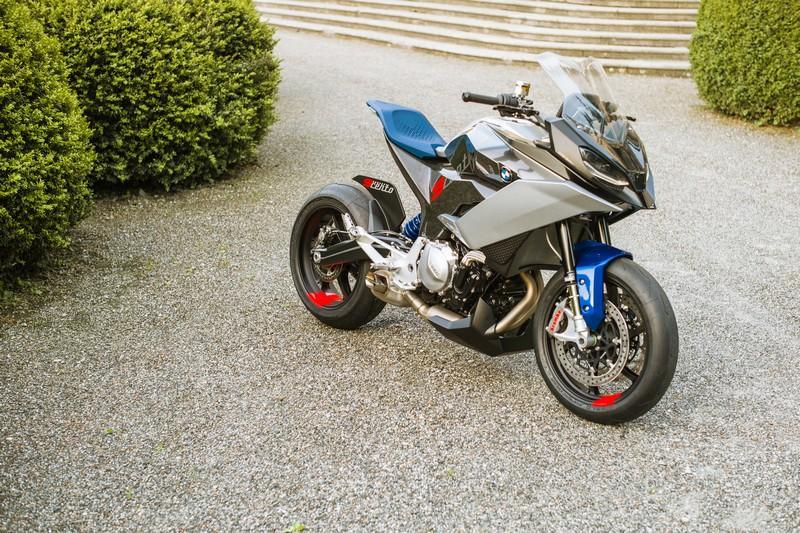 BMW Motorrad Concept 9cento-