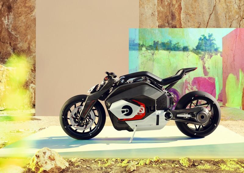 BMW Motorrad Vision DC Roadster 2019-05