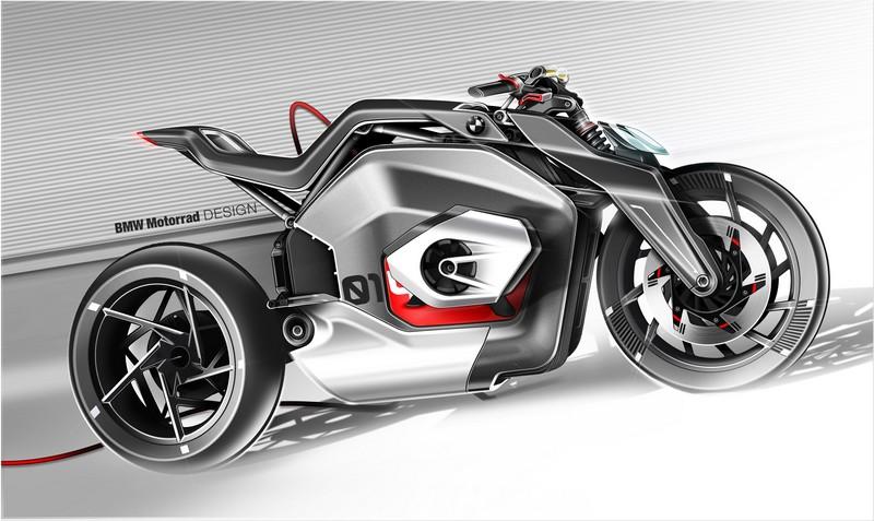 BMW Motorrad Vision DC Roadster 2019-06