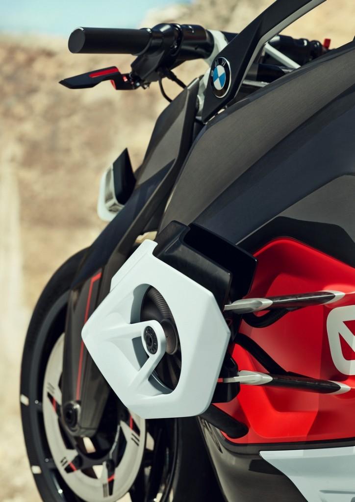 BMW Motorrad Vision DC Roadster 2019-details