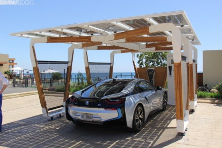Bamboo Solar carport concept