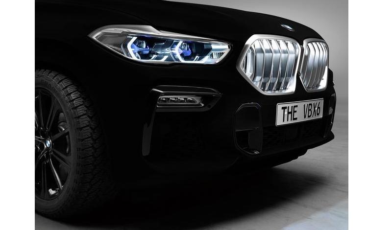 BMW X6 Vantablack VBx2 paint-2019-