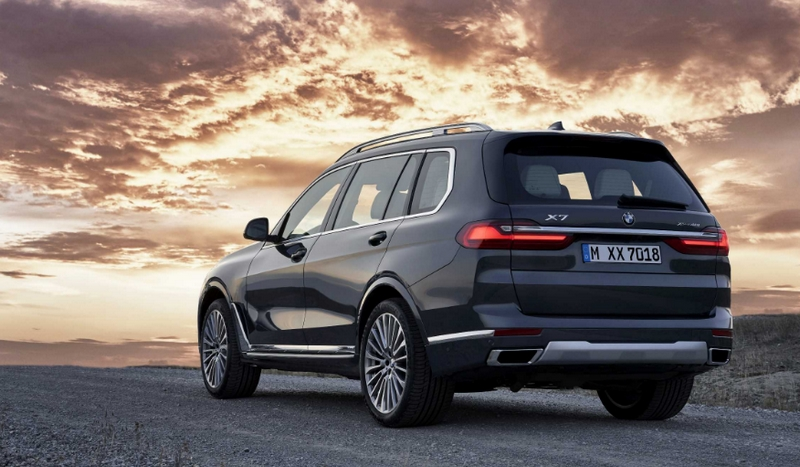 BMW X7 SAV