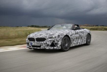 Monterey Car Week: Z4 Roadster & M850i Coupe premieres are turning satisfaction into admiration