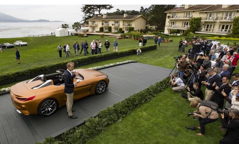 BMW for Monterey Car Week