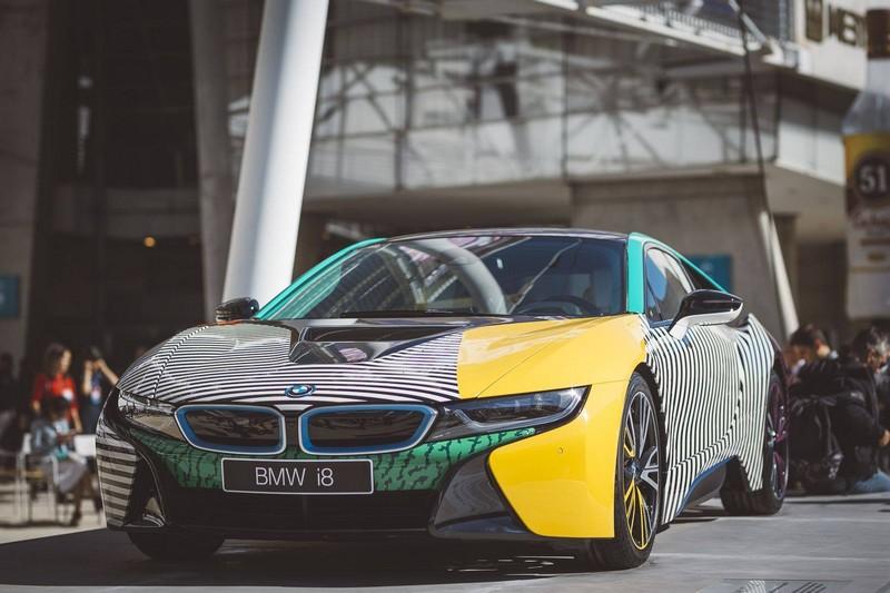 BMW i82017