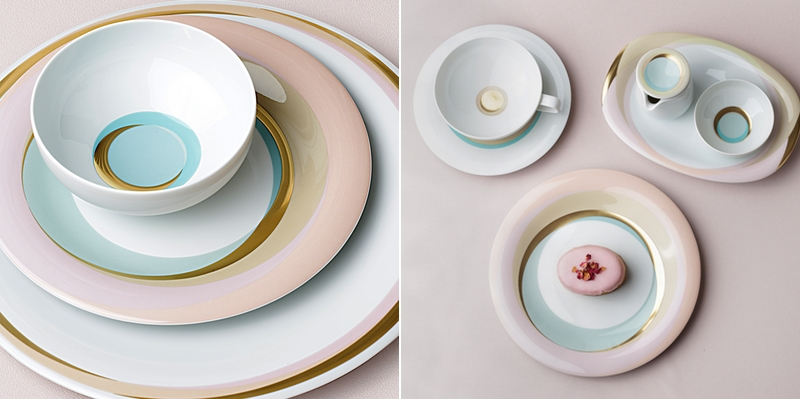 BONADEA Luxury Tableware - Chic Table Settings for The Season of Giving - Fluen Collection 2017