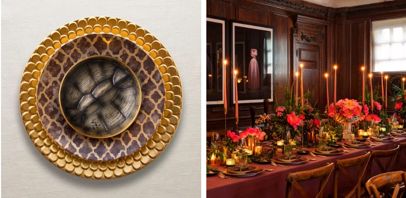BONADEA Luxury Tableware - Chic Table Settings for The Season of Giving - L'Objet