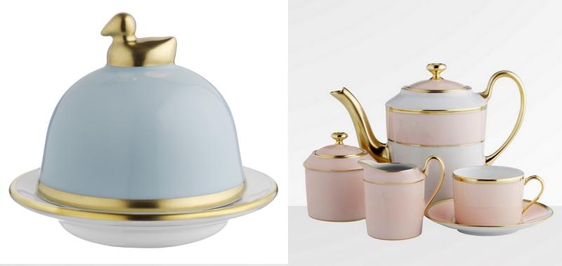 BONADEA Luxury Tableware - Chic Table Settings for The Season of Giving - Legle Limoges