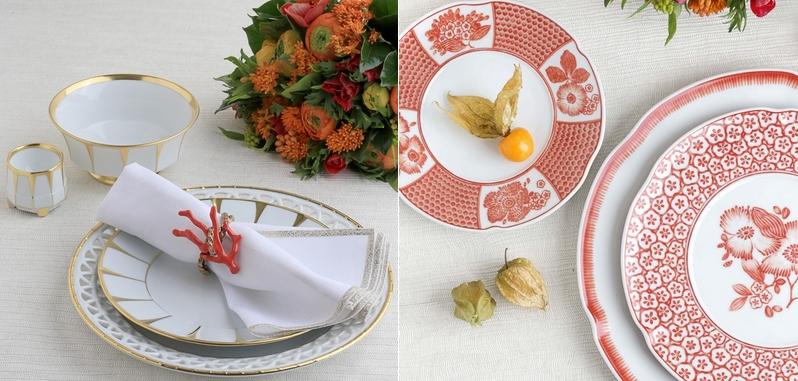 BONADEA Luxury Tableware - Chic Table Settings for The Season of Giving