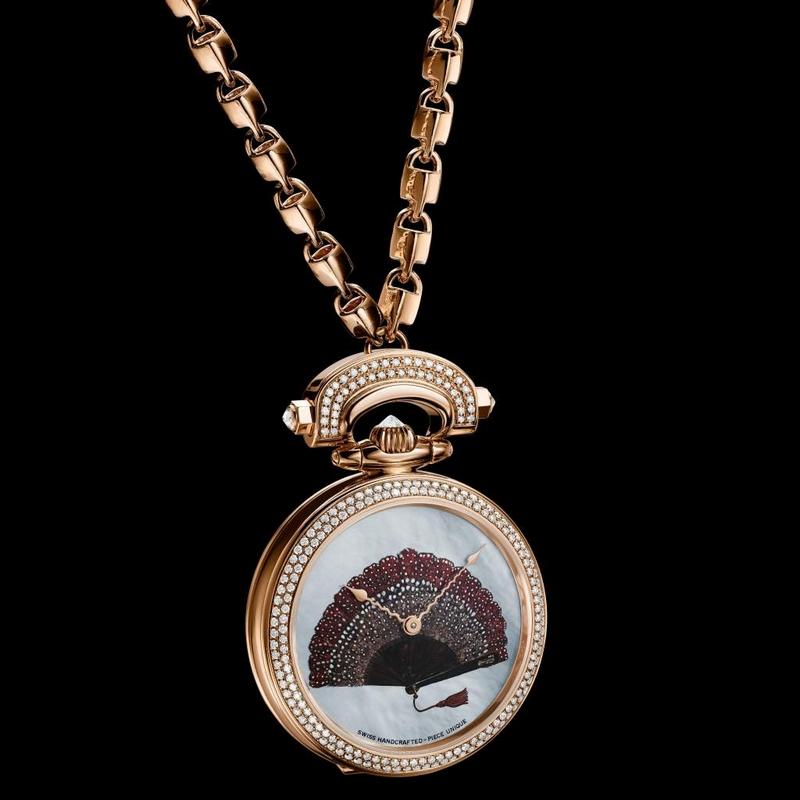 BOVET 1822 AMADÉO FLEURIER 39 FAN watch-