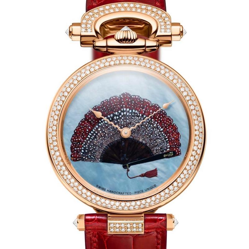 BOVET 1822 AMADÉO FLEURIER 39 FAN watch