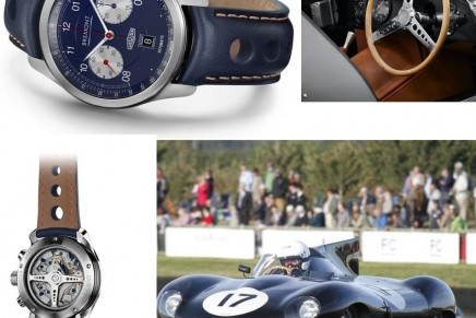 New watches to ensure you'll always make an impression on and off the track