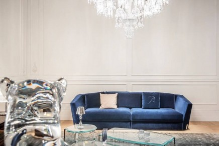 La Maison: Baccarat ventures into statement furniture and home accessories
