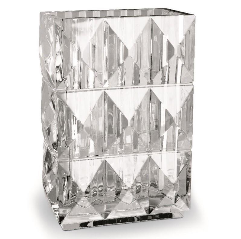 Baccarat Louxor Crystal Vase