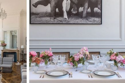 'Napkins are the new fashion': the improbable rise of tablescaping