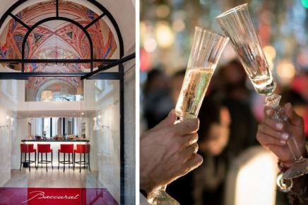 Baccarat debuts Baccarat Montenapoleone, the world premiere Boutique, BBar and Lounge from The Legendary Crystal Brand