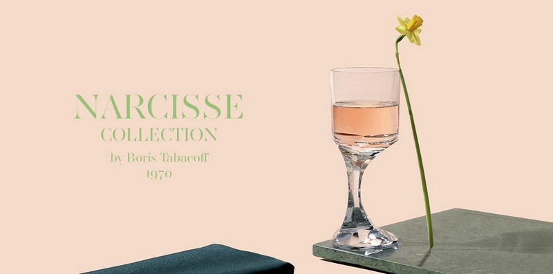 Baccarat The Narcisse collection 219