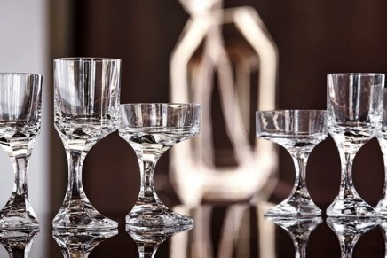 Baccarat Narcisse: for collectors passionate of design