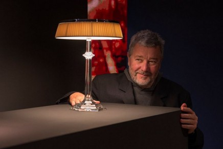 Baccarat x Flos reveal Bon Jour Versailles designed by History and Philippe Starck
